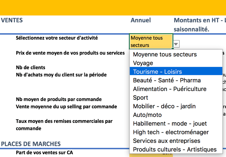 Business plan e-commerce et webmarketing 2