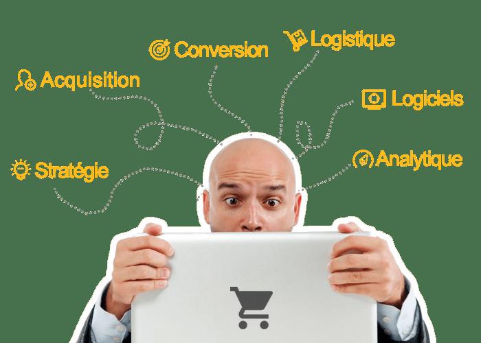 Audit site e-commerce pour débloquer vos ventes ! 1